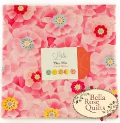 Bella Rose Quilts   Shop   Category: Lulu by Chez Moi for Moda   Product: Lulu Layer Cake by Chez Moi for Moda