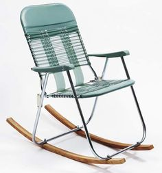 Rocking Chair, by Sam Durant.