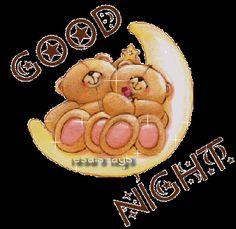 Animated Good Night Graphics   Good night scraps, good night glitter graphics, good night comments ...