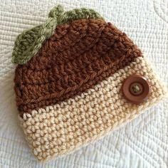 Crochet Preemie Candy Corn Hat Free Pattern Plus Notes