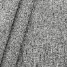 Polster- Möbelstoff Artikel Mimoza Farbe Silber-Grau meliert