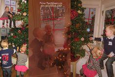 onze kerst kaart voor @zacht kinderkleding z8