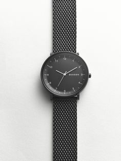 Hald Steel Mesh Watch