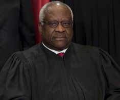 Image: Clarence Thomas: Faith and Upbringing Help Me Sustain Criticism and Unfairness