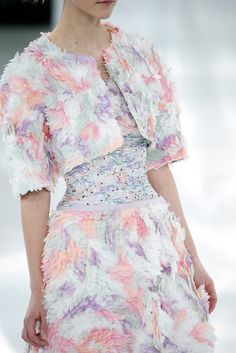 Chanel Couture Spring Summer 2014 | PFW