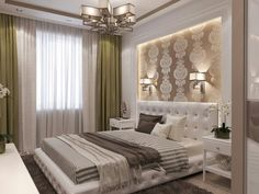 VK is the largest European social network with more than 100 million active users. Ceiling Design Living Room, Bedroom False Ceiling Design, New Bedroom Design, Home Decor Bedroom, Living Room Designs, Interior Design, Small Modern Bedroom, Stylish Bedroom, Design Case