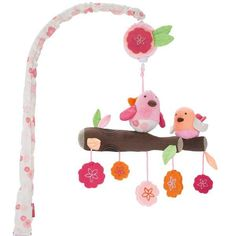 Skip Hop mobile, musiikki mobilet, vauvan tarvikkeet, vauvojen lelut, Skip Hop.   Leikisti-verkkokauppa
