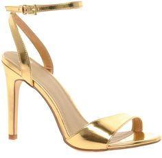 Asos Hustle Heeled Sandals - Lyst