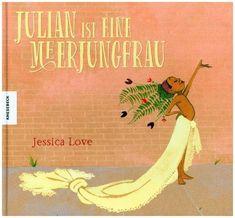 Julian liebt Meerjungfrauen - er wäre am liebsten selbst eine. Und zum Glück hat er eine Großmutter, die ihn genauso akzeptiert, wie er ist! Dieses farbgewaltige Bilderbuch, das mit wenigen Worten auskommt, verströmt bei Lesen Wärme und wahre Freude. Mit zarter und doch überwältigender Bildsprache erobert Julian die Herzen seiner Leser im Sturm. Ein herausragendes Bilderbuch über Individualität, Diversität und Vielfalt! Kitty, Mermaids, Young Women, Glee, Reading, Kids