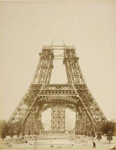Impressões de Viagens: Curiosidades da Torre Eiffel