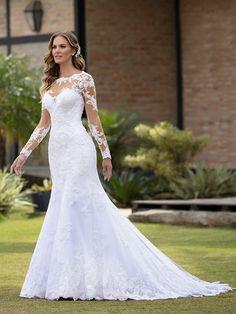 Santorini 10 #vestidosdenoiva #colecao2019 #noiva #viasposa #noivareal