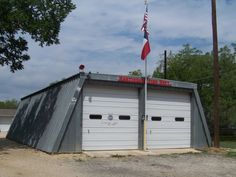 Martindale, Texas VFD Station 1 in Caldwell County, TX. Simple but effective.