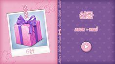 Learn Korean Language Vocabulary #53 - Gift + pronunciation #learnkorean #hangul #koreanlanguage #선물 #한글 #learning #flashcard #words #flashcards