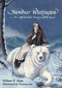 Snowbear Whittington: An Appalachian Beauty and the Beast by William H. Hooks http://www.amazon.com/dp/0027443558/ref=cm_sw_r_pi_dp_XoOdxb1DTXNK8