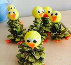 12 Best Pinecone Crafts For Kids Images Pine Cone Crafts For Kids