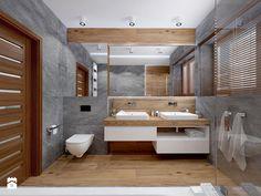 50 Modern Cabin Interior Design Ideas Dom szeregowy Nefrytowa Wrocław Łazienka styl nowoczesny Modern Cabin Interior, Cabin Interior Design, Bathroom Interior Design, Interior Exterior, House Design, Contemporary Bathrooms, Modern Bathroom, Small Bathroom, Master Bathroom