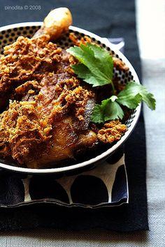 [Indonesian Food] Ayam Goreng Kremes