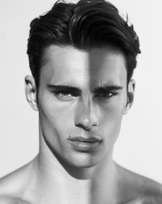 Look no further than Edwards And Co. the hair & beauty experts in Sydney, Melbourne, Gold Coast & Byron Bay! Male Model Face, Male Models, Beautiful Men Faces, Beautiful Lips, Male Face Drawing, Stylish Haircuts, Slicked Back Hair, Face Men, Looks Cool