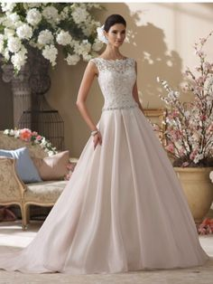 New 2014 Fall Collection  David Tutera Mon Cheri  coming to The Wedding Loft Bridal Boutique soon!
