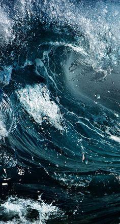 #ocean #grey