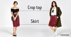 A magic tip on how to perfectly combine your clothing