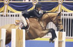 Maclay Finals... the longest day of horse showing known to man...