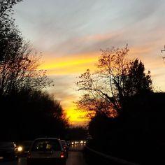 A great sunset. ... #kialacamper #sunset #picoftheday #beatuiful #beautifulpic #beautifulsunset #beatuiful
