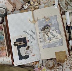 Bullet Journal August, Bullet Journal Aesthetic, Bullet Journal Writing, Bullet Journal Themes, Bullet Journal Inspiration, Collage Book, Bullet Journal Lettering Ideas, Wreck This Journal, Scrapbook Journal