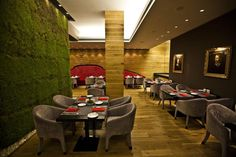 Red Canape Restaurant Interiors, Varna, Bulgaria  © 3 in Spirit Photography  Click the picture for more!