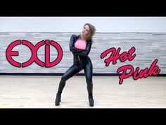 EXID Pink Hot Dance Cover - YouTube