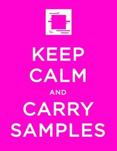 carry samples