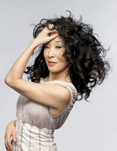 Christina Yang's hair is awesome.