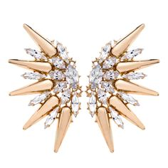 Featuring ten designs in ten colors, the 100-piece Special Anniversary Collection of earrings is an homage to women in all their natural beauty. #antonheunis10