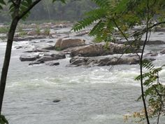 Potomac River near Harper's Ferry