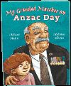 'My Grandad marches on ANZAC day' - book activities