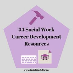 34 Social Work Career Development Resources 34 social work career resources including job search sites specific to the mental health field Jobs In Social Work, Social Work Practice, School Social Work, Case Management Social Work, Social Work Books, Social Career, Career Sites, Career Options, Career Opportunities