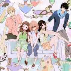 Kyoukai no Kanata - Love this anime :)