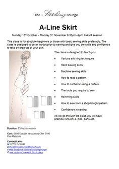 Skirt Class
