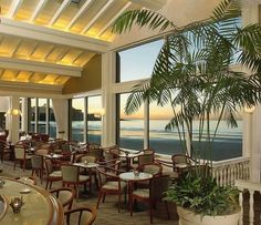 THE MARINE ROOM - San Diego, CA: High Tide Breakfast