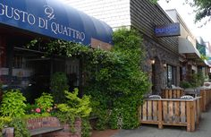 Some of the best Italian food is yours at Gusto Di Quattro on Lower Lonsdale Ave in North Vancouver. One of the renowned Quattro restaurants found in the Vancouver area. This is a neighbourhood for serious foodies to discover on the North Shore.