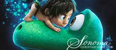 The Good Dinosaur, a Pixar animation (PG), features twice as many special effects as earlier Pixar films. It is about Arlo, a young dinosaur who is swept down a river and has to make his way back home to his family. On his way he encounters a human boy named Spot, who becomes his companion. As Arlo faces nature, as an imposing antagonist, Pixar uses its impressive array of special effects to bring the changing landscape surrounding Arlo to life. This is an inspirational movie about a young…