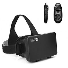 eimolife VIRTUAL REALITY CARDBOARD TOOLKIT SMARTPHONE VIRTUAL REALITY VIEWER ColorCross Universal Google Cardboard Plastic Version 3D VR Complete Kit Virtual Reality Glasses Headset for Real HD 3d Experience with USB Gamepad Rocker RockingBar Wireless Mouse Selfie Remote Shutter Control APP Handles SET I >>> Check out the image by visiting the link.(It is Amazon affiliate link) #like
