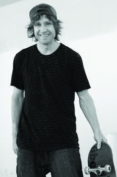 Rodney Mullen has one of the sweetest and most beautiful souls.  He is so gentle and has so much passion when he speaks that you can't help but want to listen to every word.