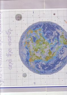 10206 A Heavenly View of Planet Earth - chart