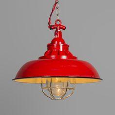 h nge lampe 42 cm alte industrielampe emaille loftlampe fabrik deckenlampe einrichtung. Black Bedroom Furniture Sets. Home Design Ideas