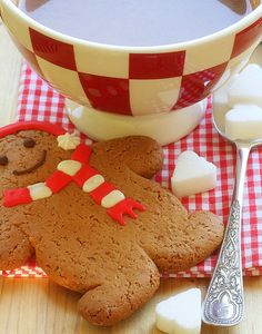 strawberrylollipops: Merry sweet Christmas! (by C. Mariani)
