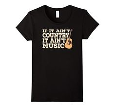 Womens If It Aint Country It Aint Music T Shirt Men Women... https://www.amazon.com/dp/B0765K7LF1/ref=cm_sw_r_pi_dp_x_Vgv1zb57X0YRM