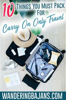 If you are looking to go on a trip and pack carry on only, then here are some of our tips that we use when we pack our backpacks! We are also sharing our favourite items that will help you pack or carry on only travel, from packing cubes to compression sacks, we are sharing all the ways we stay organised while we travel carry on only
