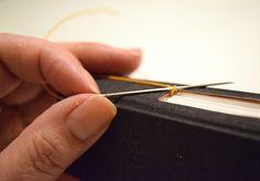 How to do a buttonhole binding.