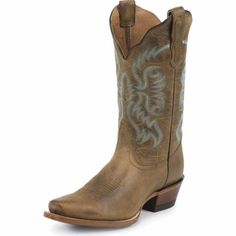 Nocona Women's 11 in. Fashion Collection Boot, Old West Tan - Tractor Supply Co.